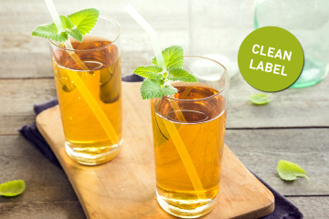 BREWED TEA | CLEAN LABEL