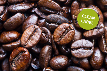 COLD BREWED COFFEE | CLEAN LABEL