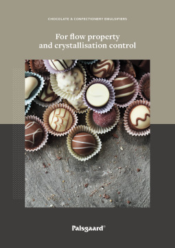Chocolate and confectionery emulsifiers - by Palsgaard
