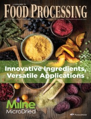 Food Processing Supplement Article
