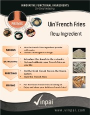 Vin French Fries - new ingredient