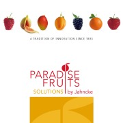 Paradise Fruits Solutions Broschure English