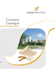Sojaprotein Catalogue