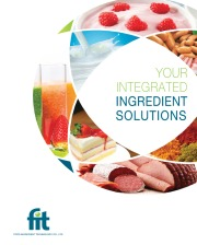 Food Ingredient Technology Brochure