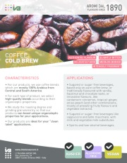 L'Italiana Aromi: Coffee cold brew
