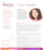 Veri-te™ Resveratrol Eye Health