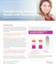 Transforming Women's Health with Resveratrol - A Closer Look at Clinical Rsearch