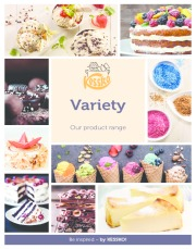 Variety - Our product range