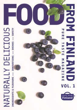 Food from Finland Brochure