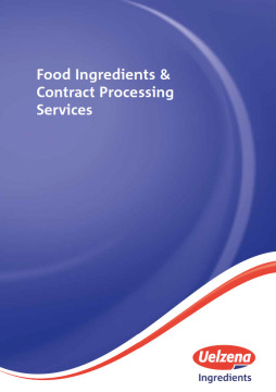 Uelzena Food Ingredients & Contract Processing Services