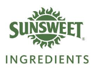 SunSweet Ingredients