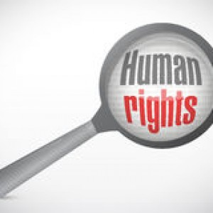 http://www.dreamstime.com/royalty-free-stock-image-human-rights-magnify-review-illustration-design-over-white-background-image35488196