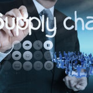 http://www.dreamstime.com/stock-photos-supply-chain-management-concept-flow-supplier-to-custome-business-man-writing-customer-image32695913