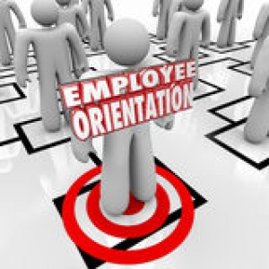 employee-orientation-words-new-worker-organization-chart-standing-being-introduced-to-team-workforce-50720438