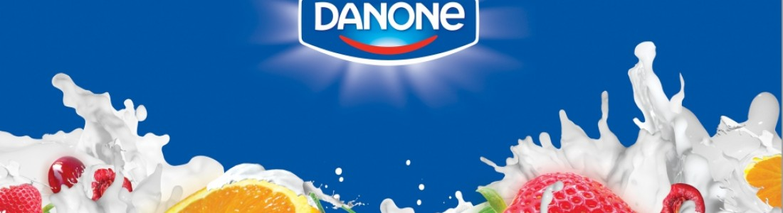 Danone: we're on the right track